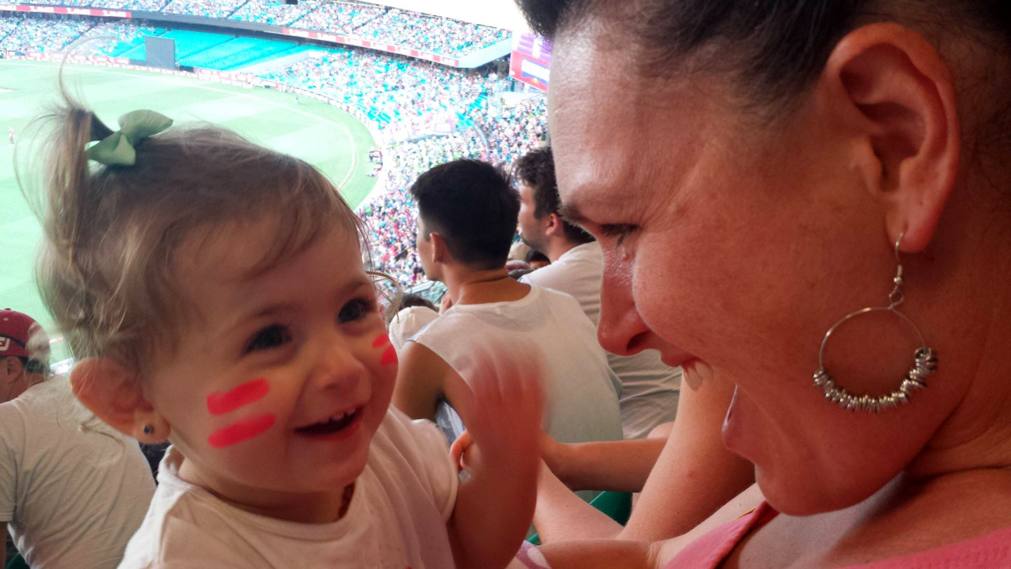Katherine's first T20 Big Bash