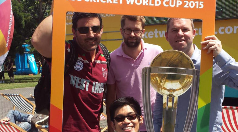 CWC15 – South Africa v West Indies
