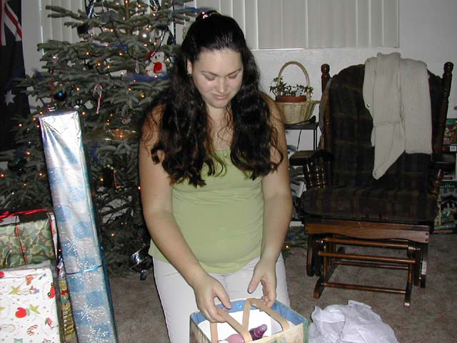 Christmas 2001 - Jenifer Doig