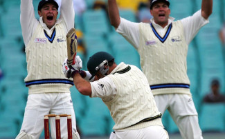ICC Super Test - Australia v ICC World XI: Day 3