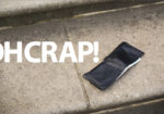 Dropped wallet