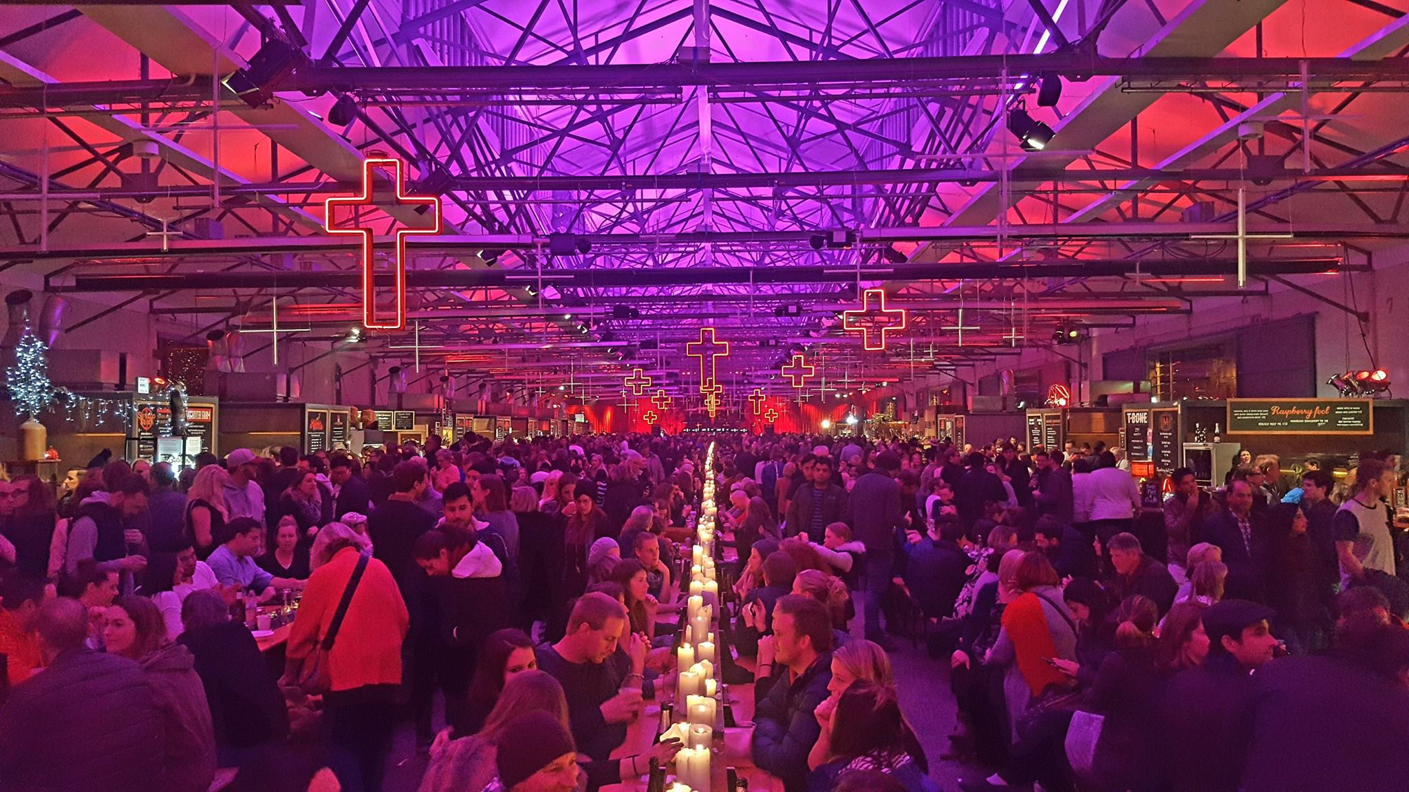 Dark Mofo, Tasmania with Louise Connolly