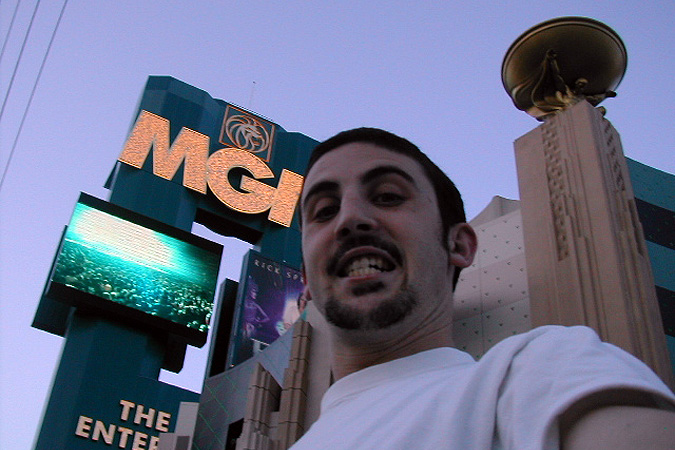 MG Grand Las Vegas