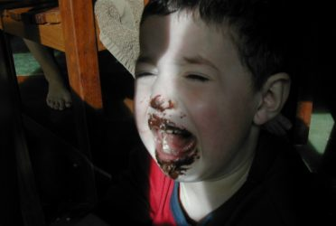 Nevan turns 3 and the tears flow