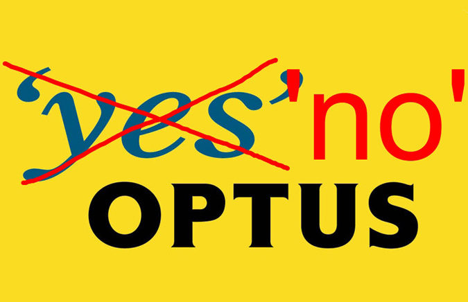 Yes or No Optus?