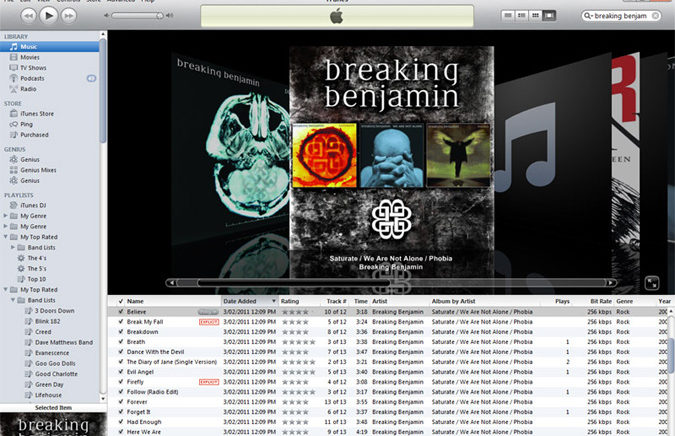 Set Play Count in iTunes