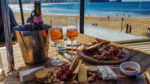 Avoca Beach wine and cheese with Louise Connolly