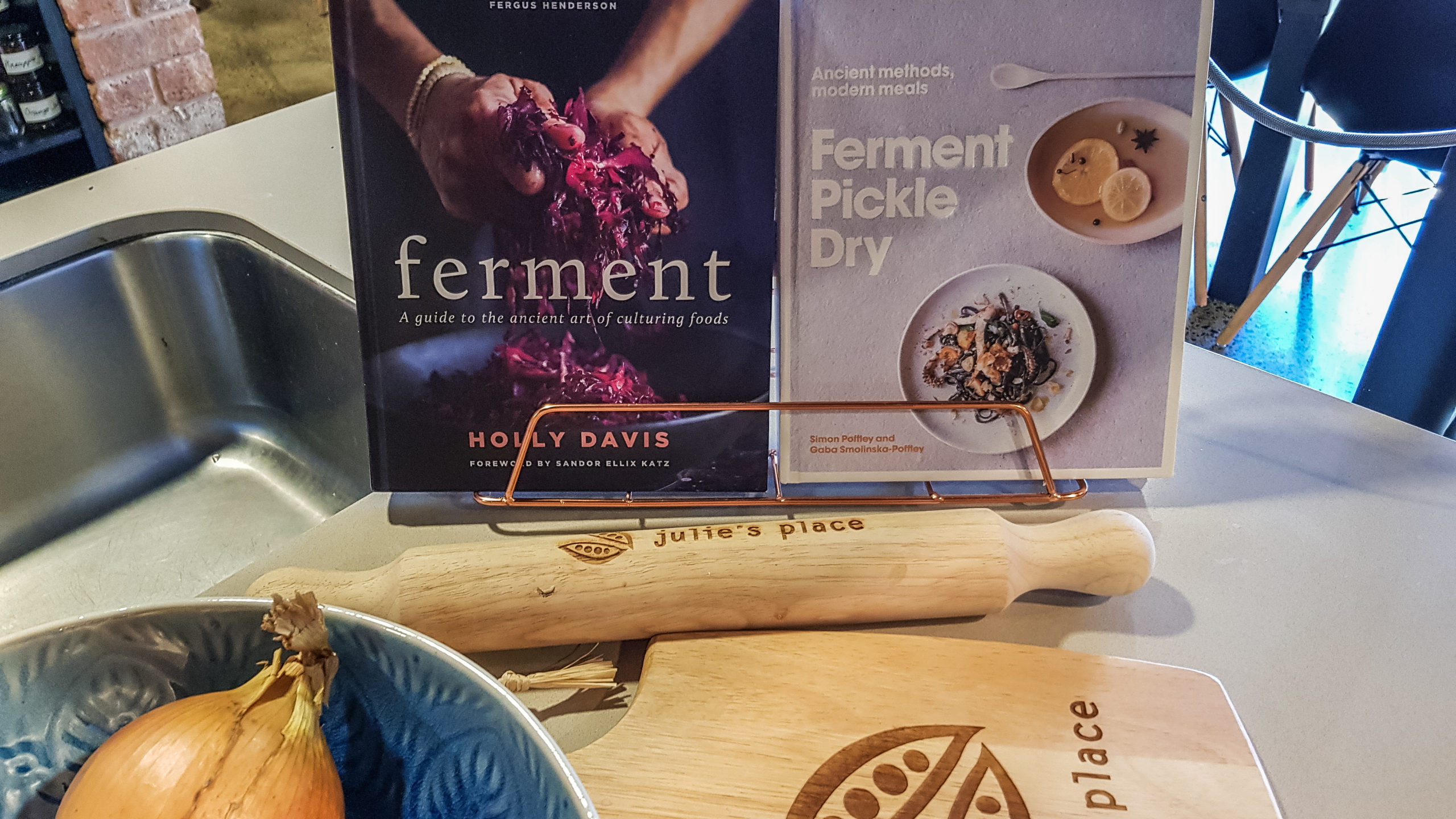 Master Chef Cooking Class - Fermenting