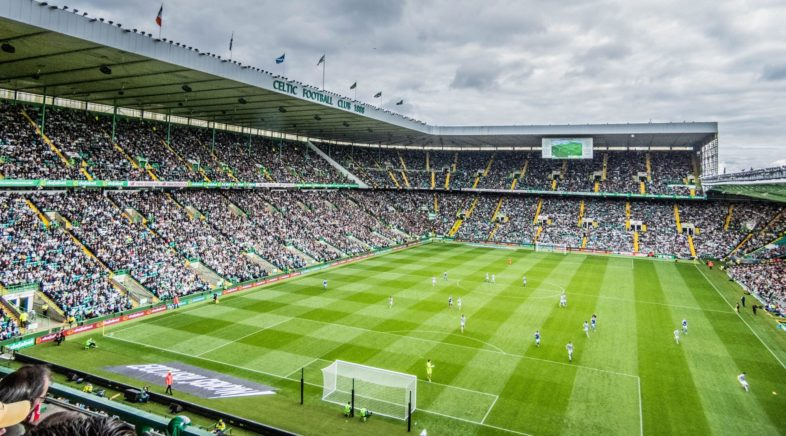 Celtic Park, Scotland