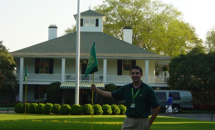 The US Masters – 2010