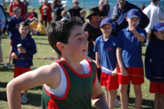 Nevan Districts X Country