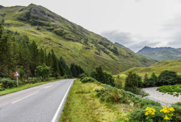 Scottish Highlands with Louie Connolly