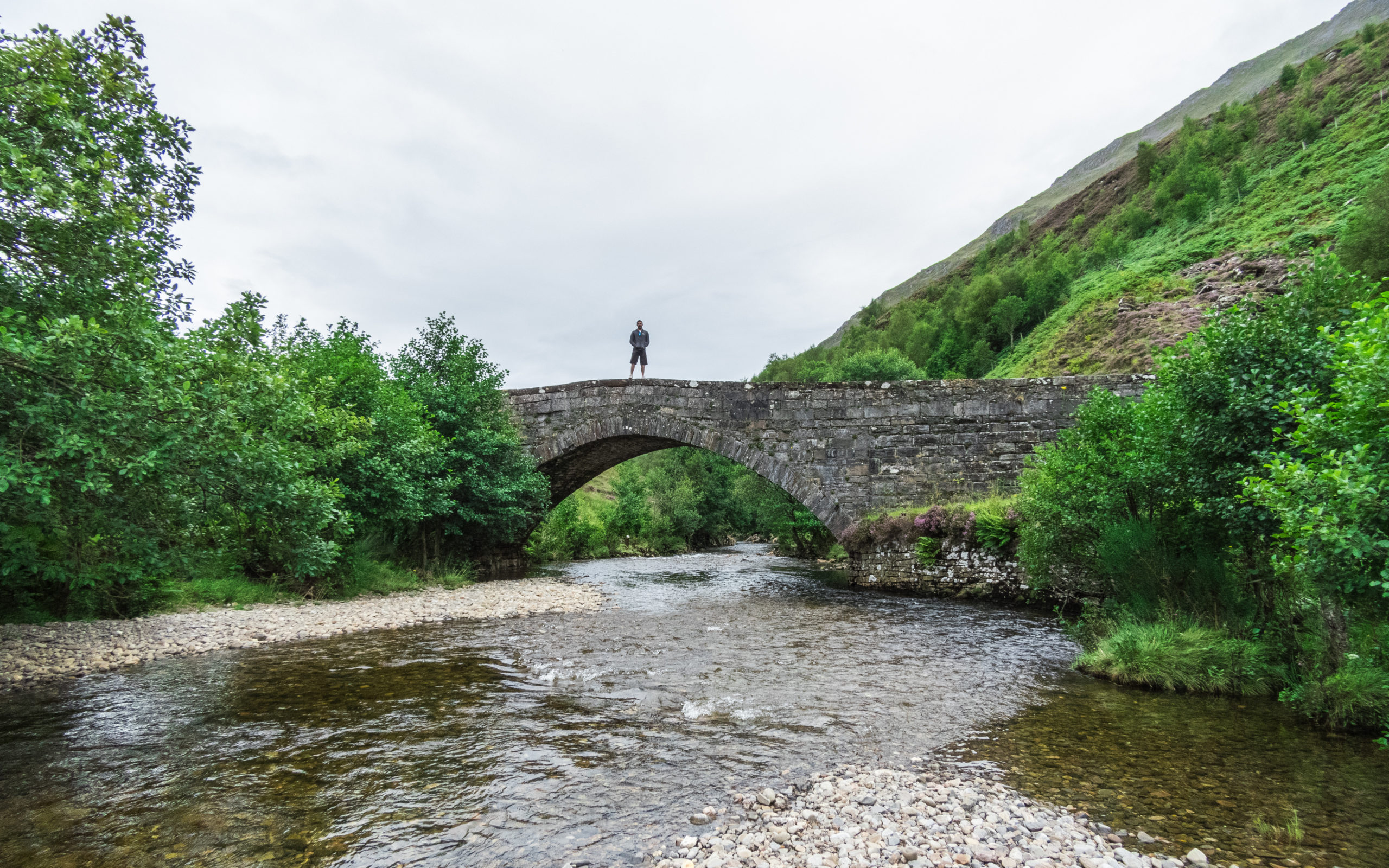 Magical Scottish Highlands bridges with Michael Doig