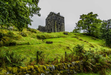 Exploring Carnasserie Castle with Louise Connolly