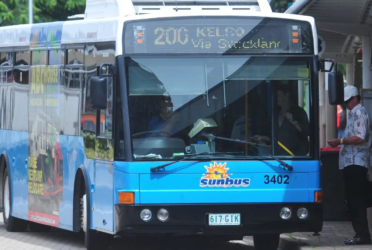 Townsville Sun Bus with Robert Hayes